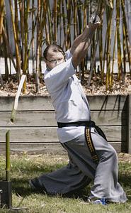 Bamboo Cutting