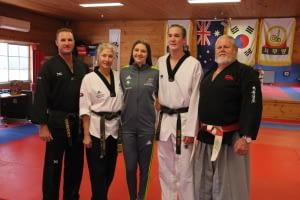 Different Taekwondo Doboks