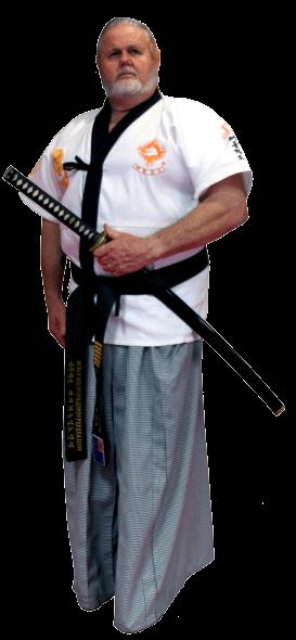 Master John Tysoe, 7th Dan